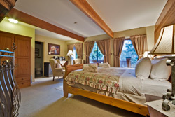 Rooms at the Cedar Springs B B Whistler BC